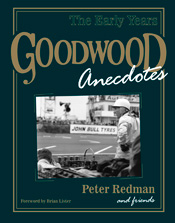 Goodwood Anecdotes cover
